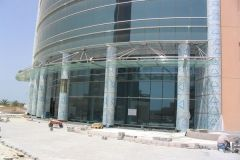 Glass Awnings