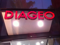 Glass Floor Project - Diageo